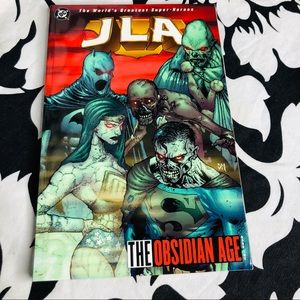 5 for $25| JLA The Obsidian Age Jusitce League